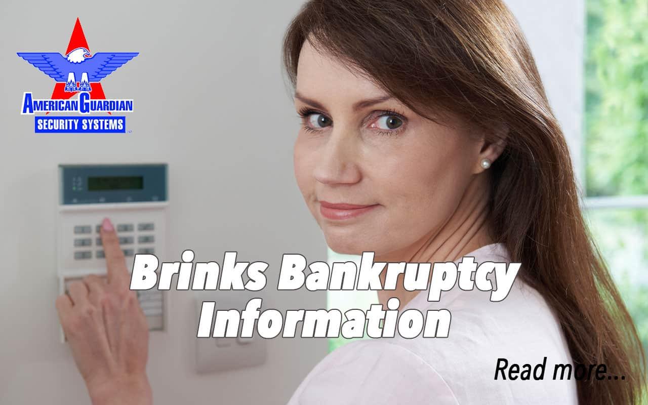 brinks bankruptcy exit