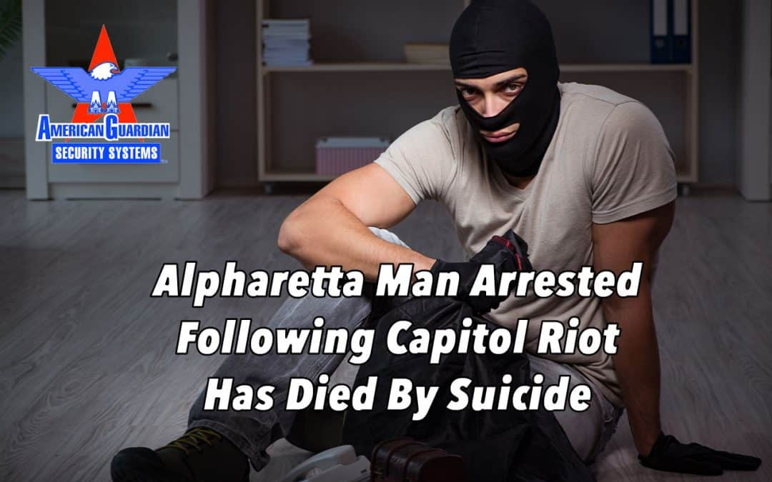 Alpharetta Man Arrested Following Capitol Riot Has Died By Suicide