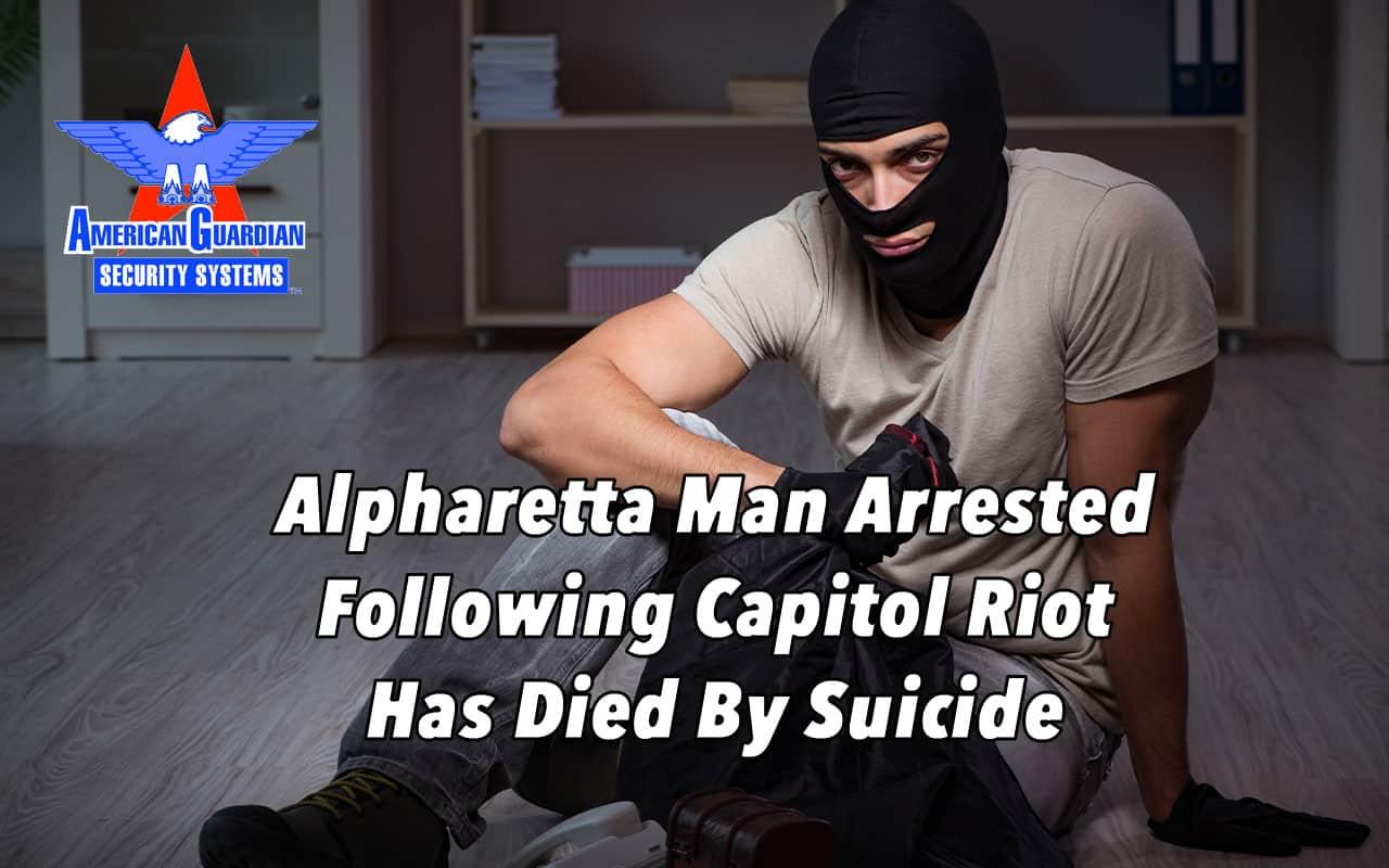 capital riot suicide