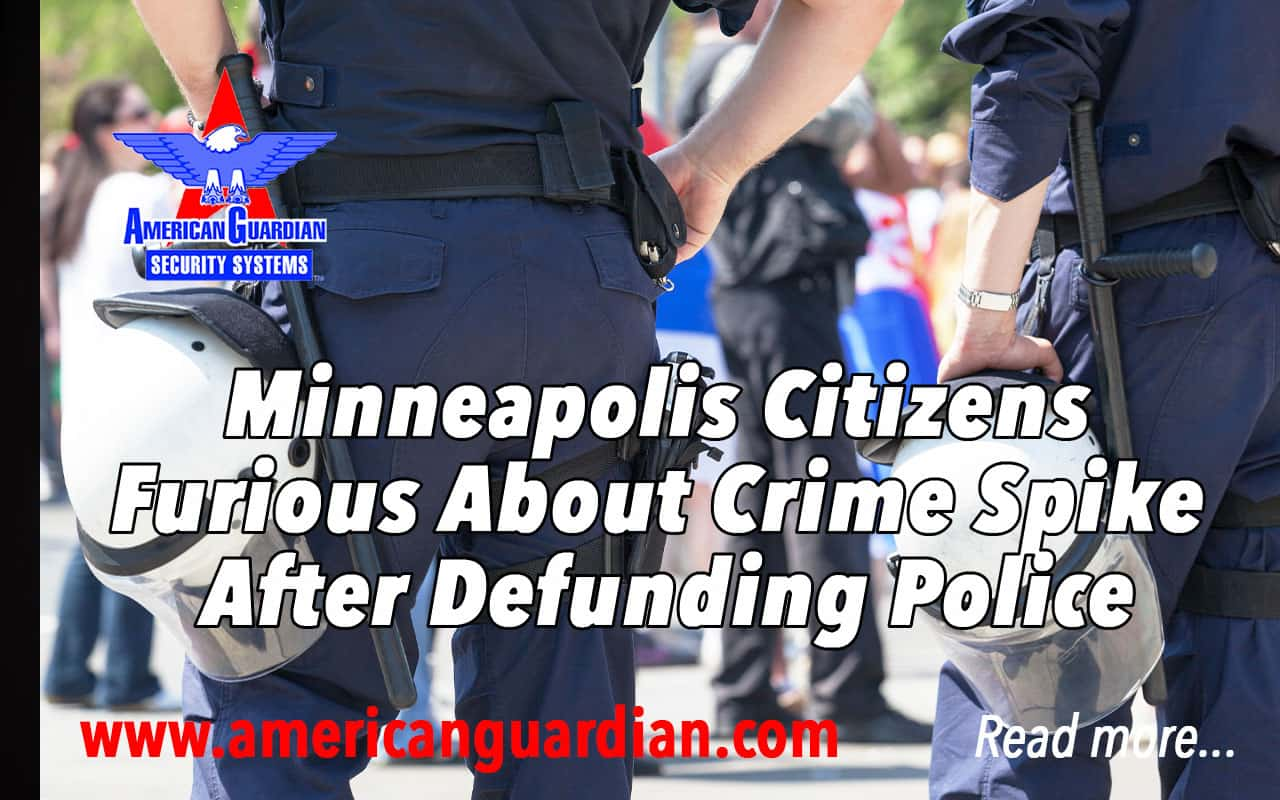 Minneapolis Citizens Furious About Spike In Crime After Defunding Police