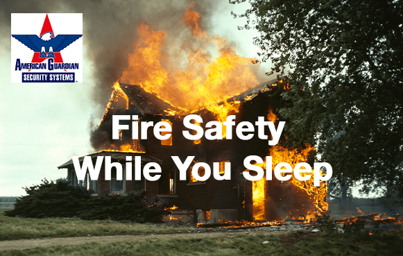 Fire Safety While You Sleep