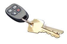 Remote Keyfob System Control