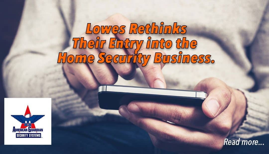 Lowe's Home Improvement Stores Rethink Their Iris Smart Home Business