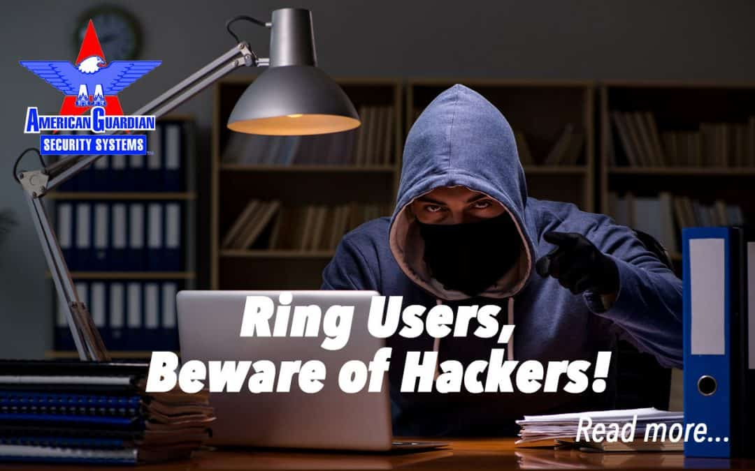 Warning: Ring Cameras Are Vulnerable to Hacking