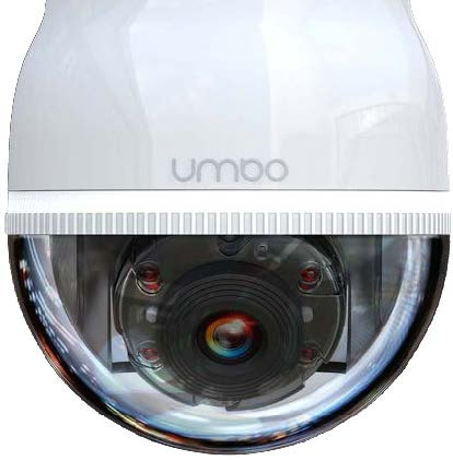 umbo camera vertical