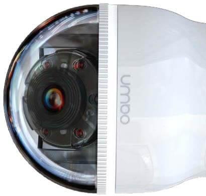 umbo camera horizontal