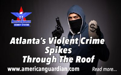 Atlanta's Violent Crime Spikes Through The Roof